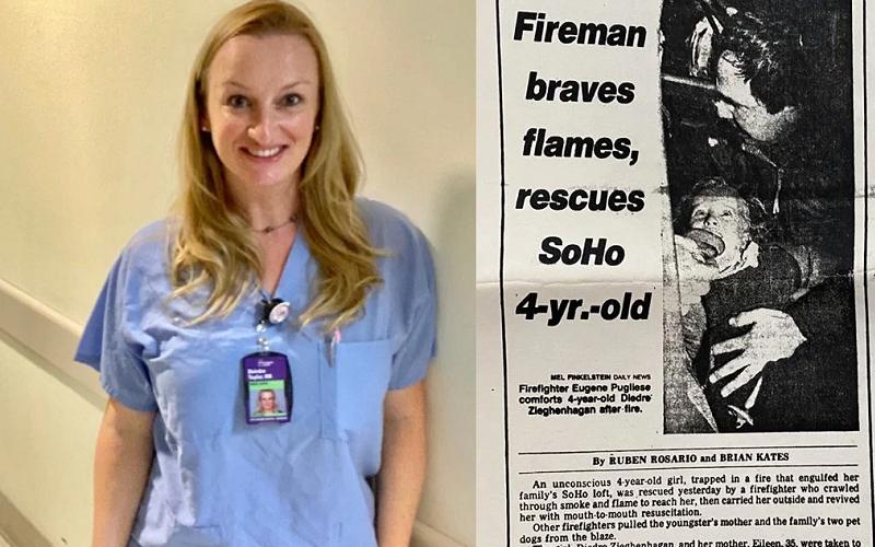 fireman nurse